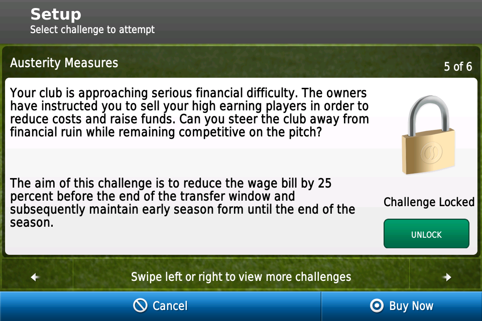 Screenshot Football Manager Handheld™ 2012 (US and Japan)