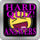 Hardest Quiz Ever Answers!
